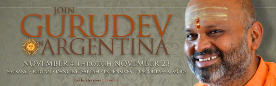 Gurudev Argentina Tour-Web Banner-2016