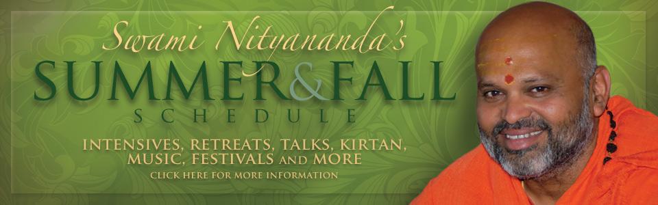 Gurudev Summer Fall Visit-Web Banner-2016