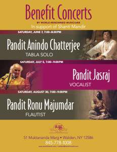 Benefit Concerts Flyer-2014