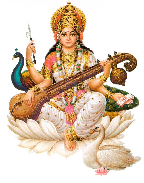 hindu-goddess-saraswati-wallpaper