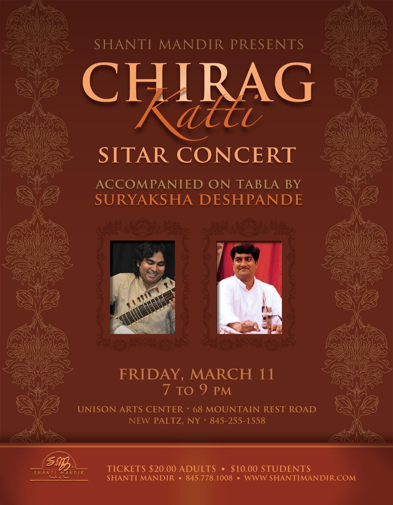 Chirag Katti Concert Flyer-Mar 2016